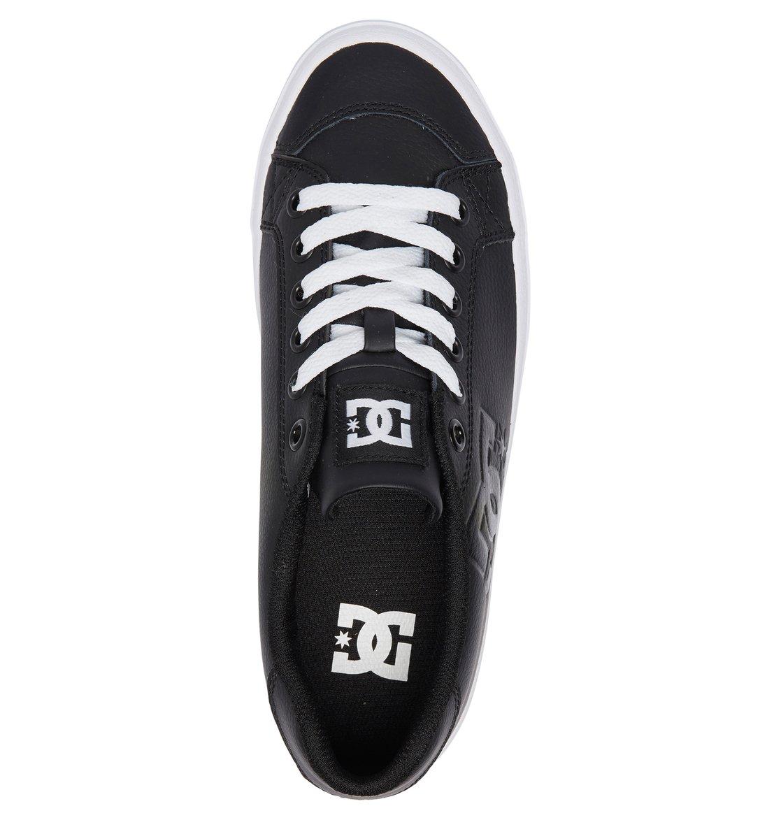 3 Chelsea Plus SE - Zapatillas para Mujer Negro ADJS300231 DC Shoes 9ec58adca84f