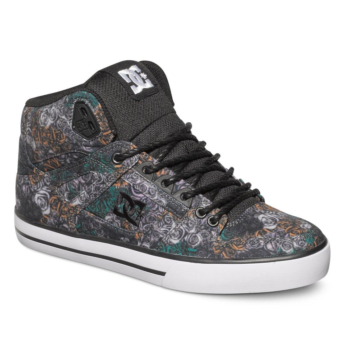 1489d1d68d7b77 1 Pure WC SP - High-Top Shoes ADJS400010 DC Shoes