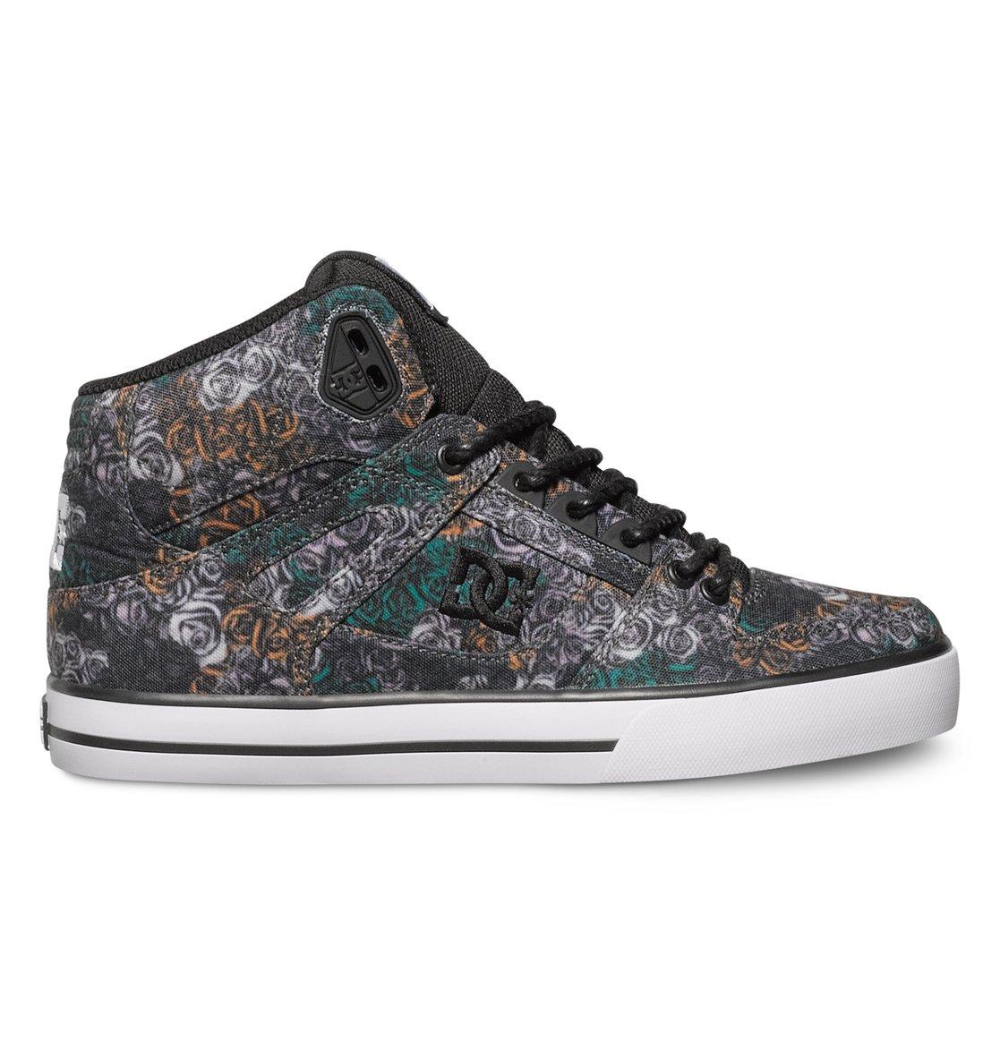 e2d52f4727770f 0 Pure WC SP - High-Top Shoes ADJS400010 DC Shoes