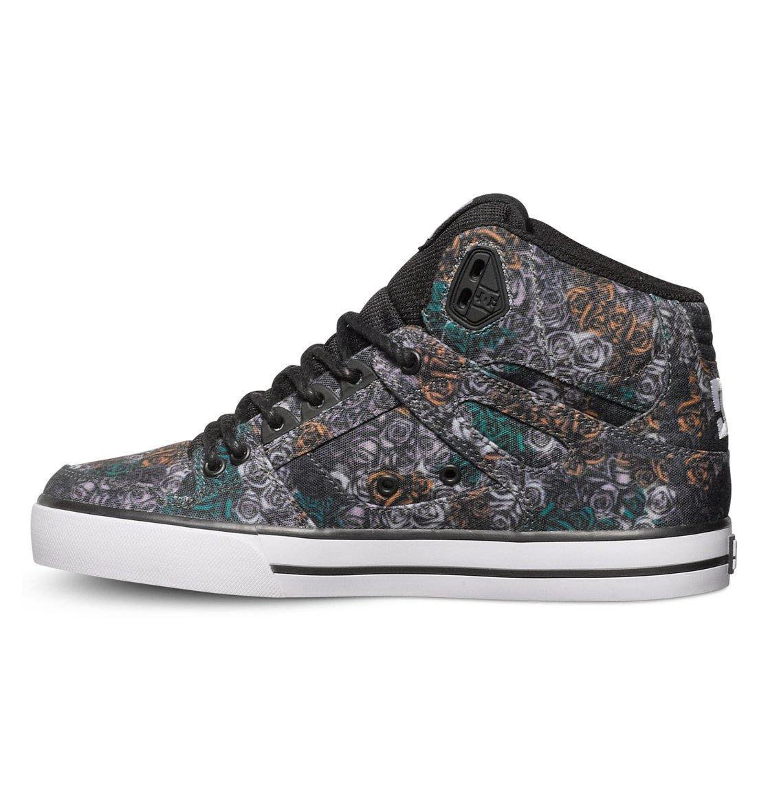 58d4135a3ac844 2 Pure WC SP - High-Top Shoes ADJS400010 DC Shoes