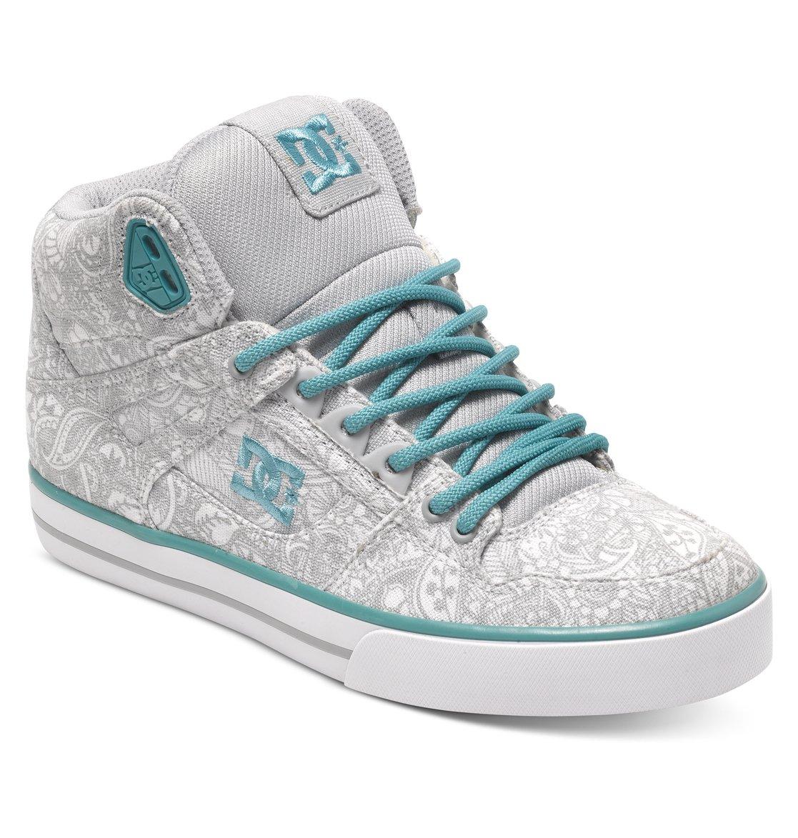 5638b4bd8c5a3e 1 Women s Spartan WC SP High-Top Shoes ADJS400010 DC Shoes