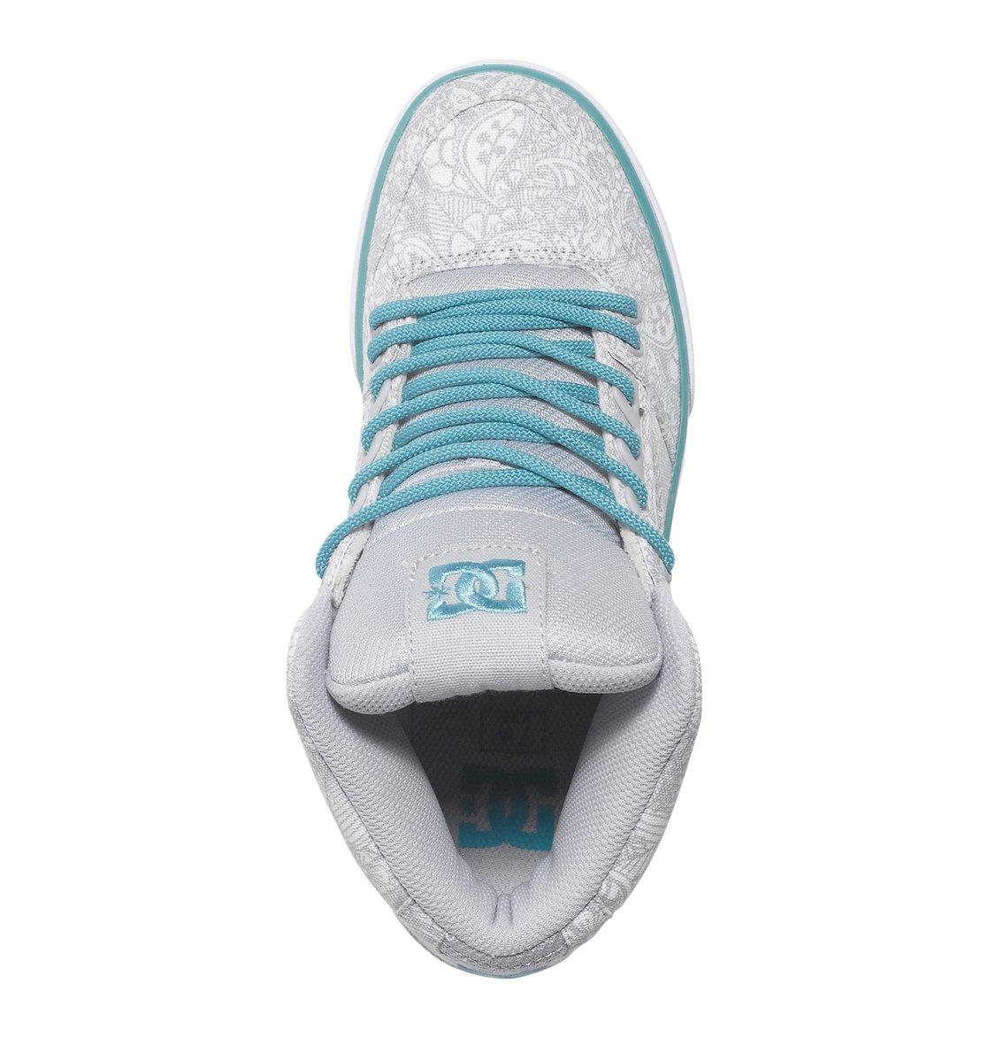 361501915e5ed5 3 Women s Spartan WC SP High-Top Shoes ADJS400010 DC Shoes