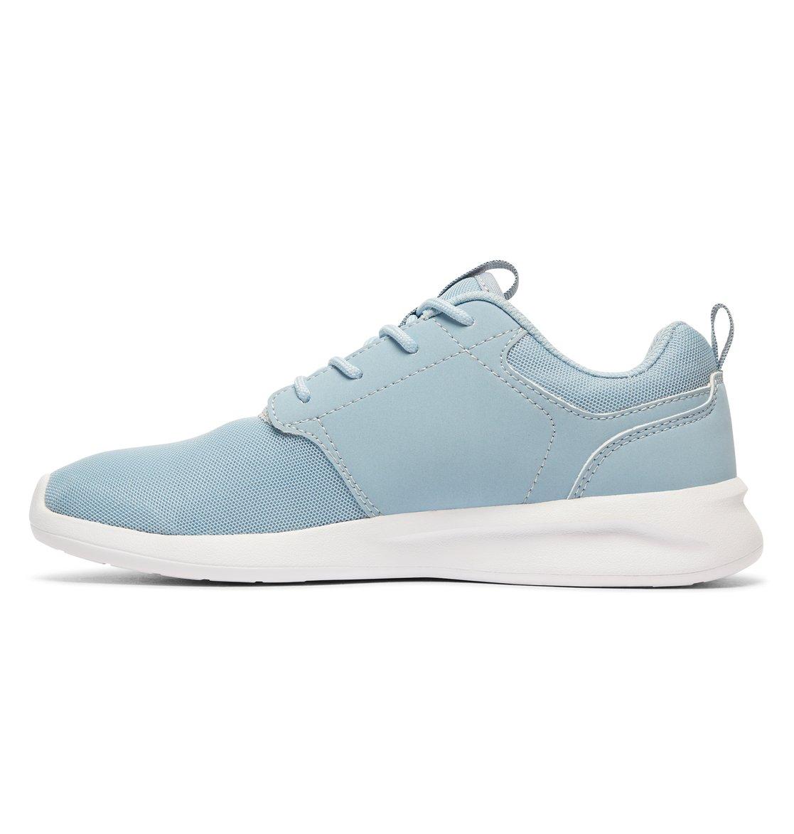 2 Women's Midway Shoes Blue ADJS700045 DC Shoes