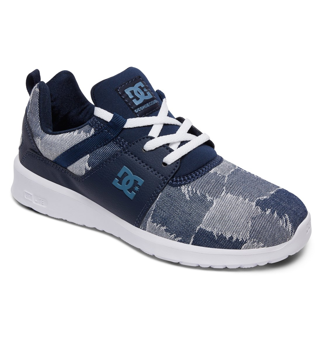 1 Women's Heathrow TX LE Leather Shoes ADJS700049 DC Shoes