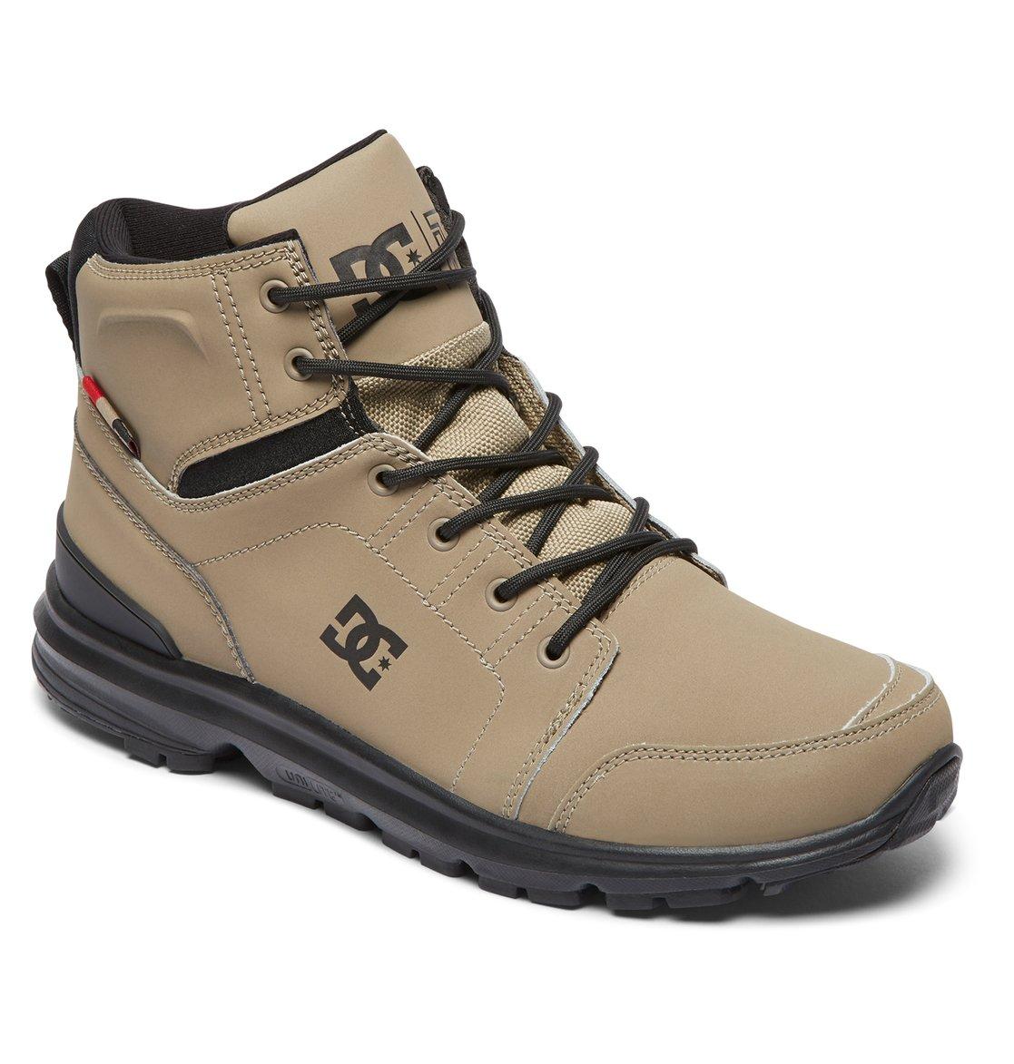 ac9364eb2ae9a2 1 Torstein - Bottes à lacets pour Homme Marron ADMB700008 DC Shoes
