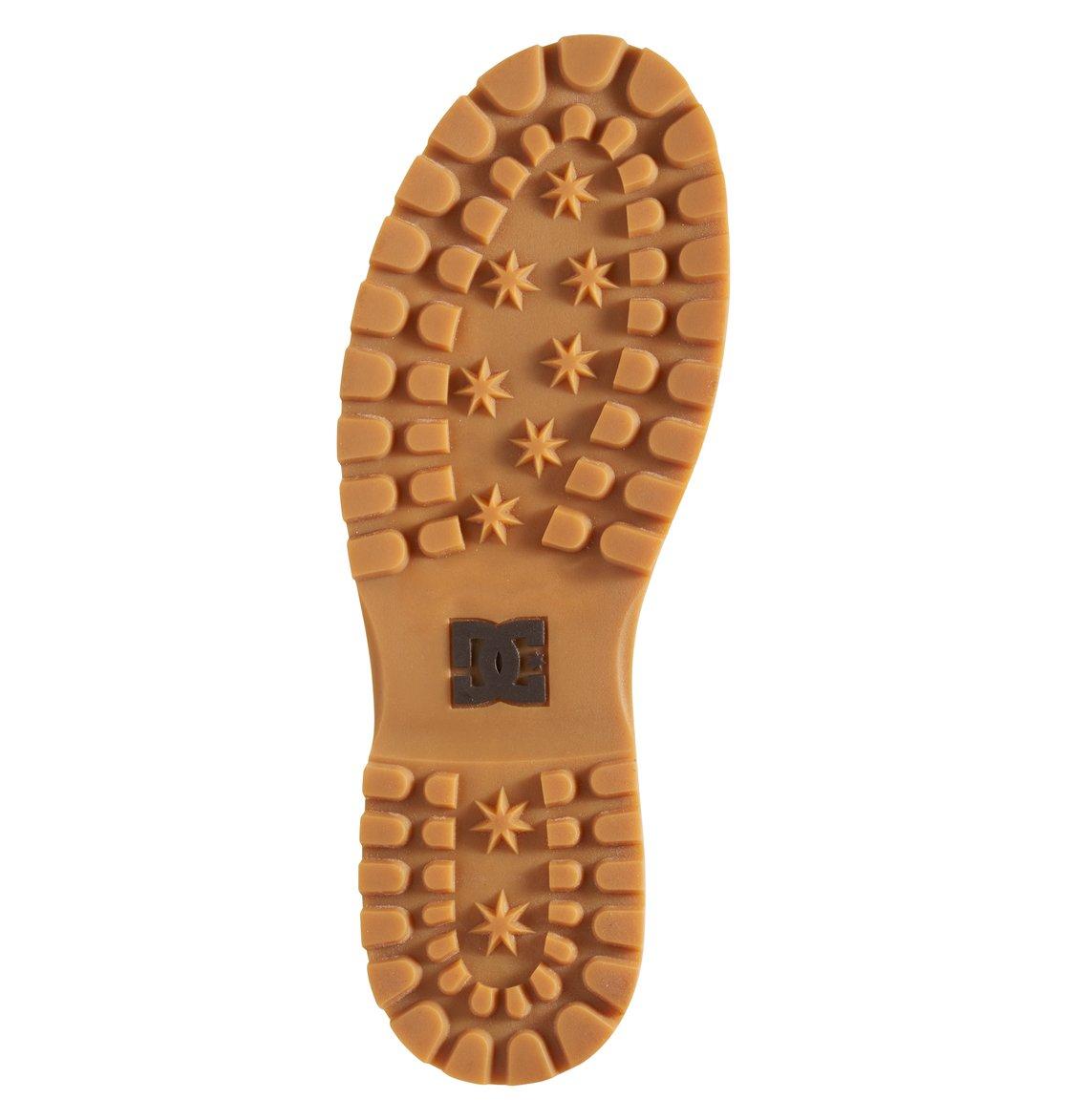 4 Uncas Lace Up Boots ADYB700009 DC Shoes f0fa4cad240