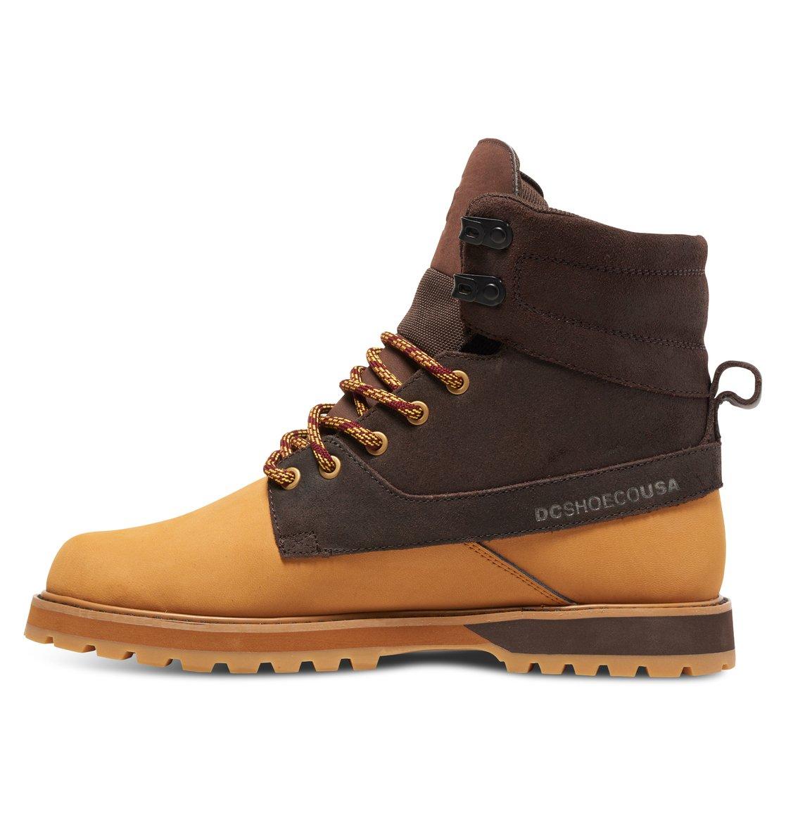 2 Uncas Lace Up Boots ADYB700009 DC Shoes ff2faa690b7