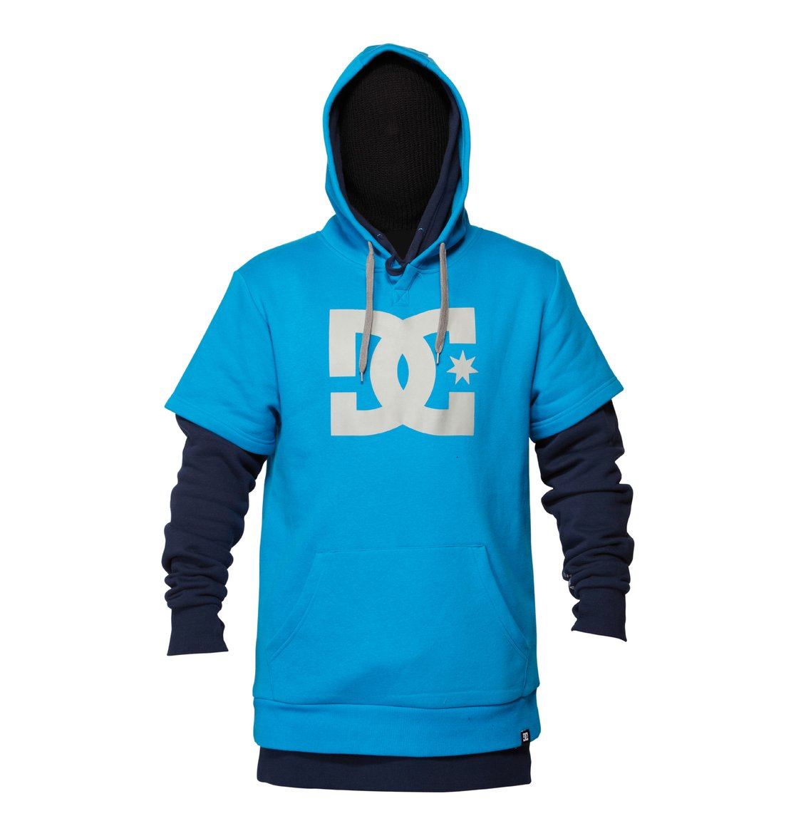 0 Men s Dryden Pullover Hoodie ADYFT00117 DC Shoes c35cfc6aa2