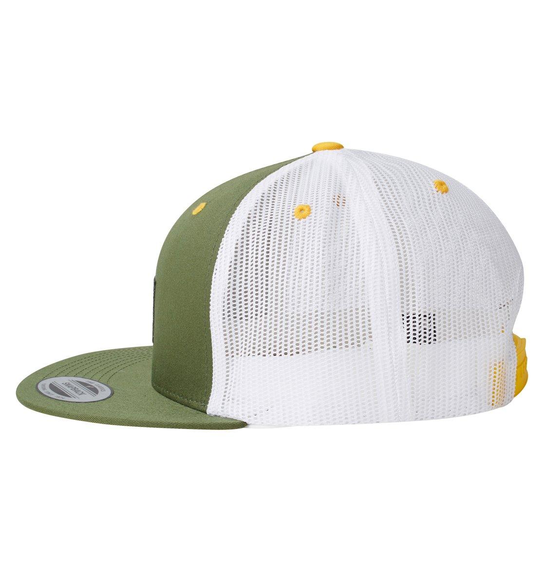 2 Men s Rob Dyrdek Spec Trucker Hat ADYHA00171 DC Shoes 7f3f02f130b3