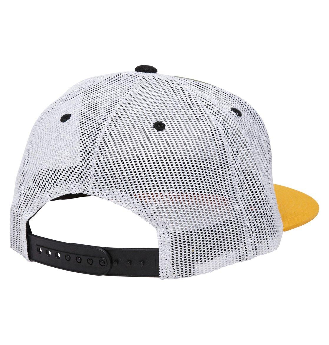 1 Men s Rob Dyrdek Jungle Trucker Hat ADYHA00172 DC Shoes 30966e79e239