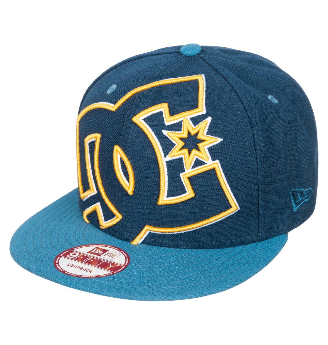 0 Double Up Snapback Hat ADYHA00277 DC Shoes 42e1cb7ed86
