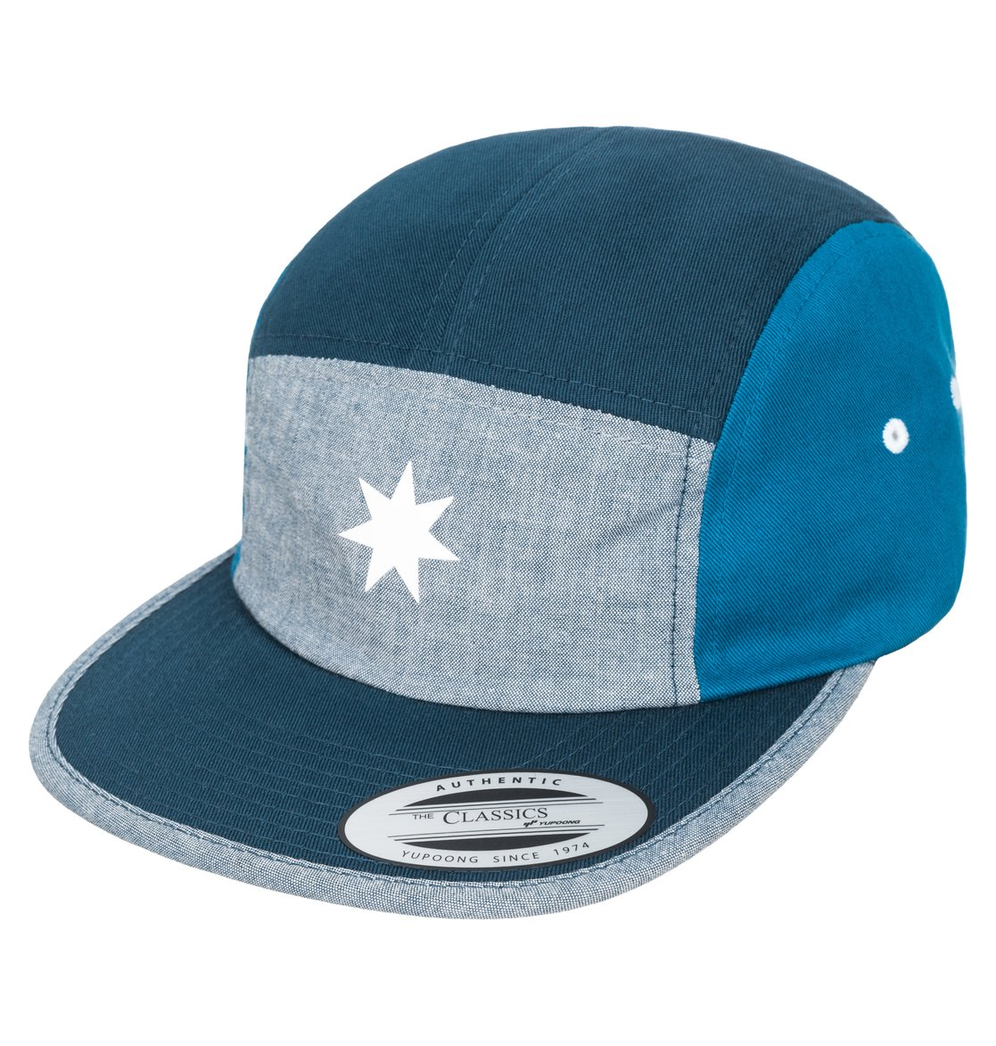 0 Men s Accordian 5-Panel Camper Hat ADYHA03121 DC Shoes f339b3be37e