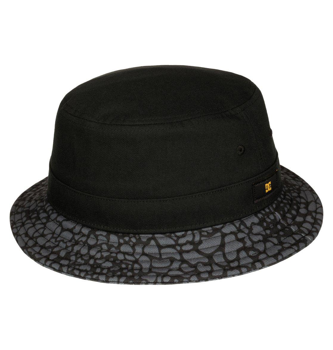 0 Men s Woodbrook Bucket Hat ADYHA03207 DC Shoes d1aa6424b51