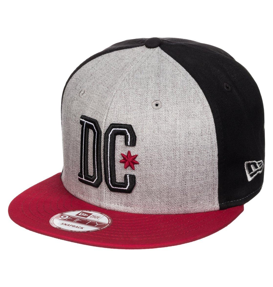 0 Men s RD Downdown Snapback New Era Hat ADYHA03220 DC Shoes 7daa1554a06