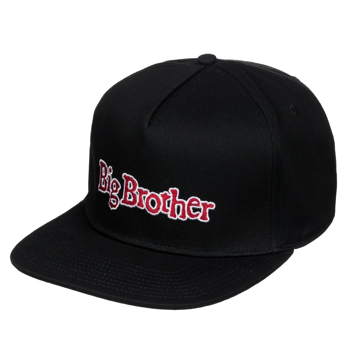207d6fe7a8e 0 Men s Big Brother Snapback Hat ADYHA03246 DC Shoes