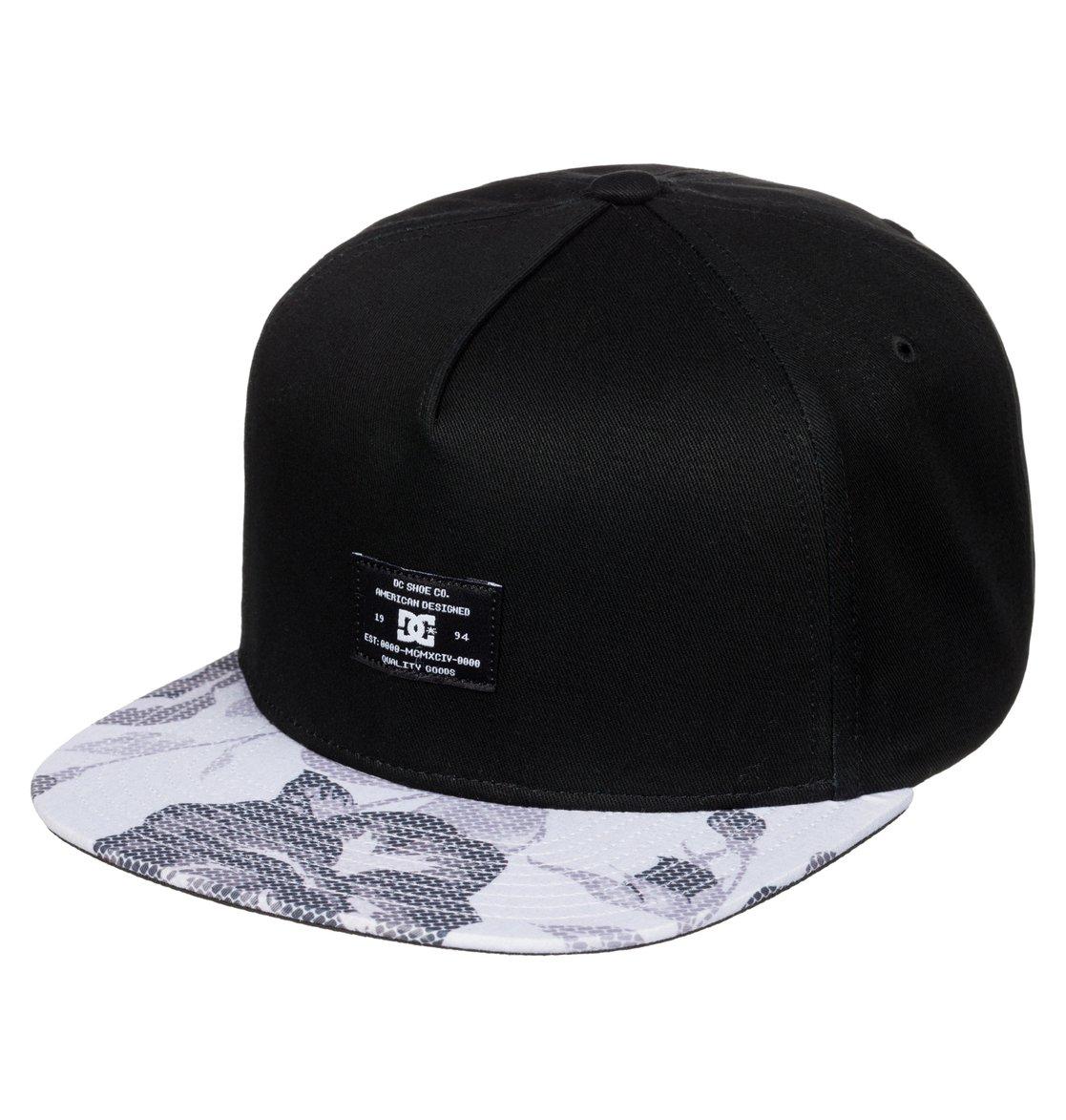 0 Foregore - Snapback Cap ADYHA03275 DC Shoes acedb1c856d