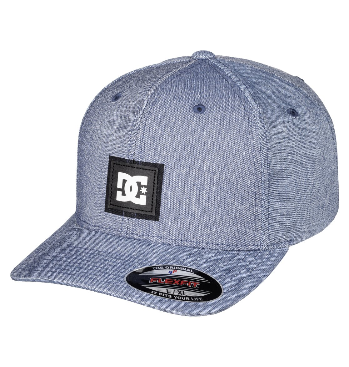 0 Men s Star Flexfit Hat ADYHA03336 DC Shoes 7daf58a3833