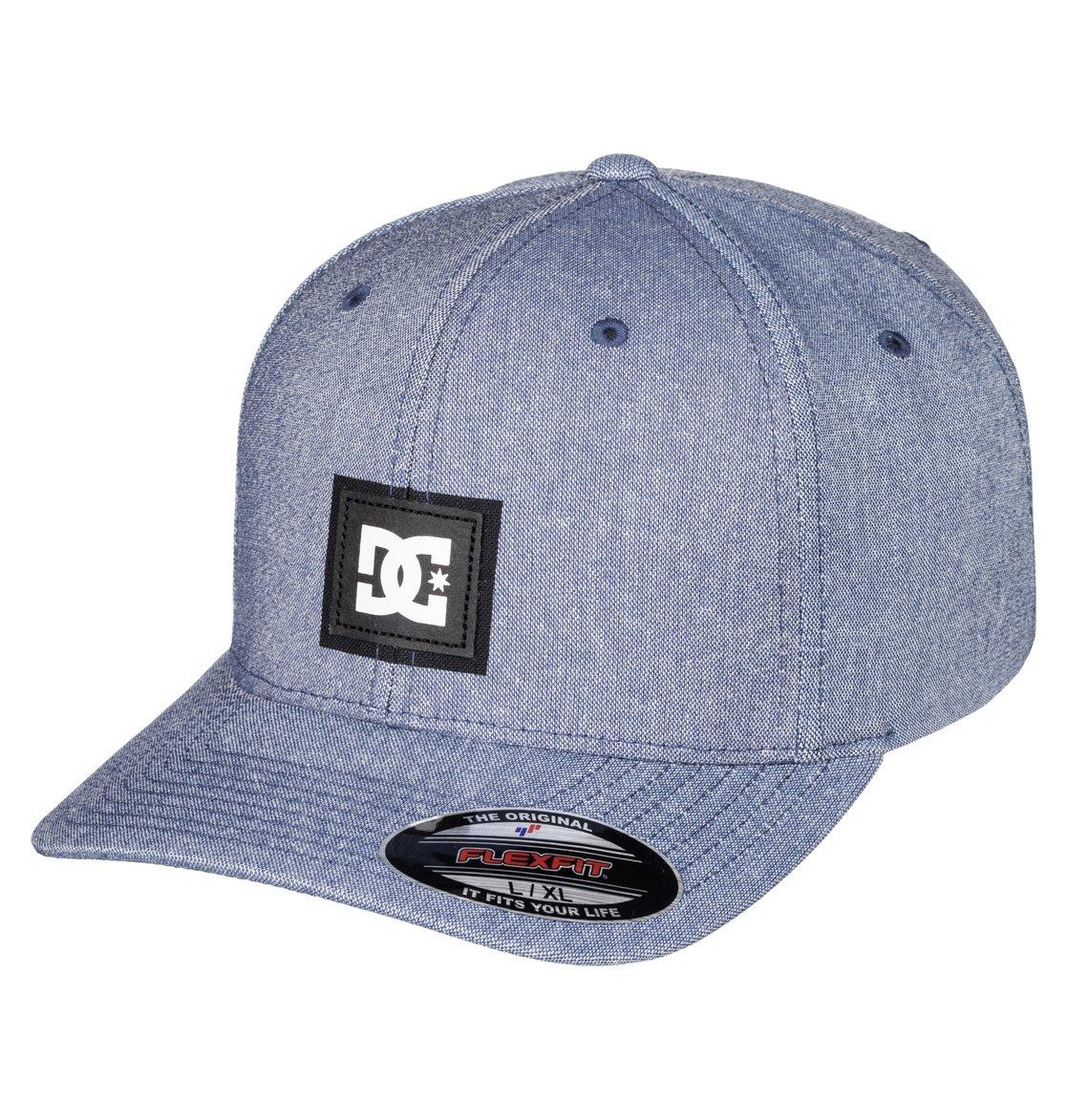 0 Men s Star Flexfit Hat ADYHA03336 DC Shoes 98cd6d7c29c