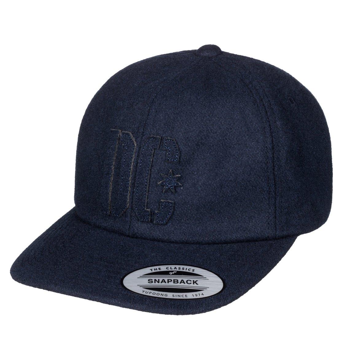 0 Men s Sporto Snapback Hat ADYHA03357 DC Shoes 121855021ab3