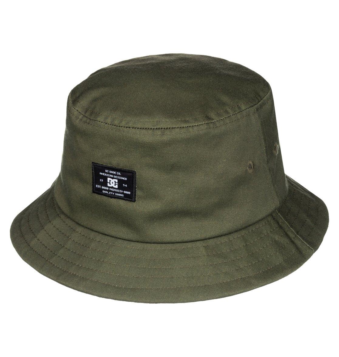 0 Men s Vucket Bucket Hat ADYHA03364 DC Shoes 8980ff95619