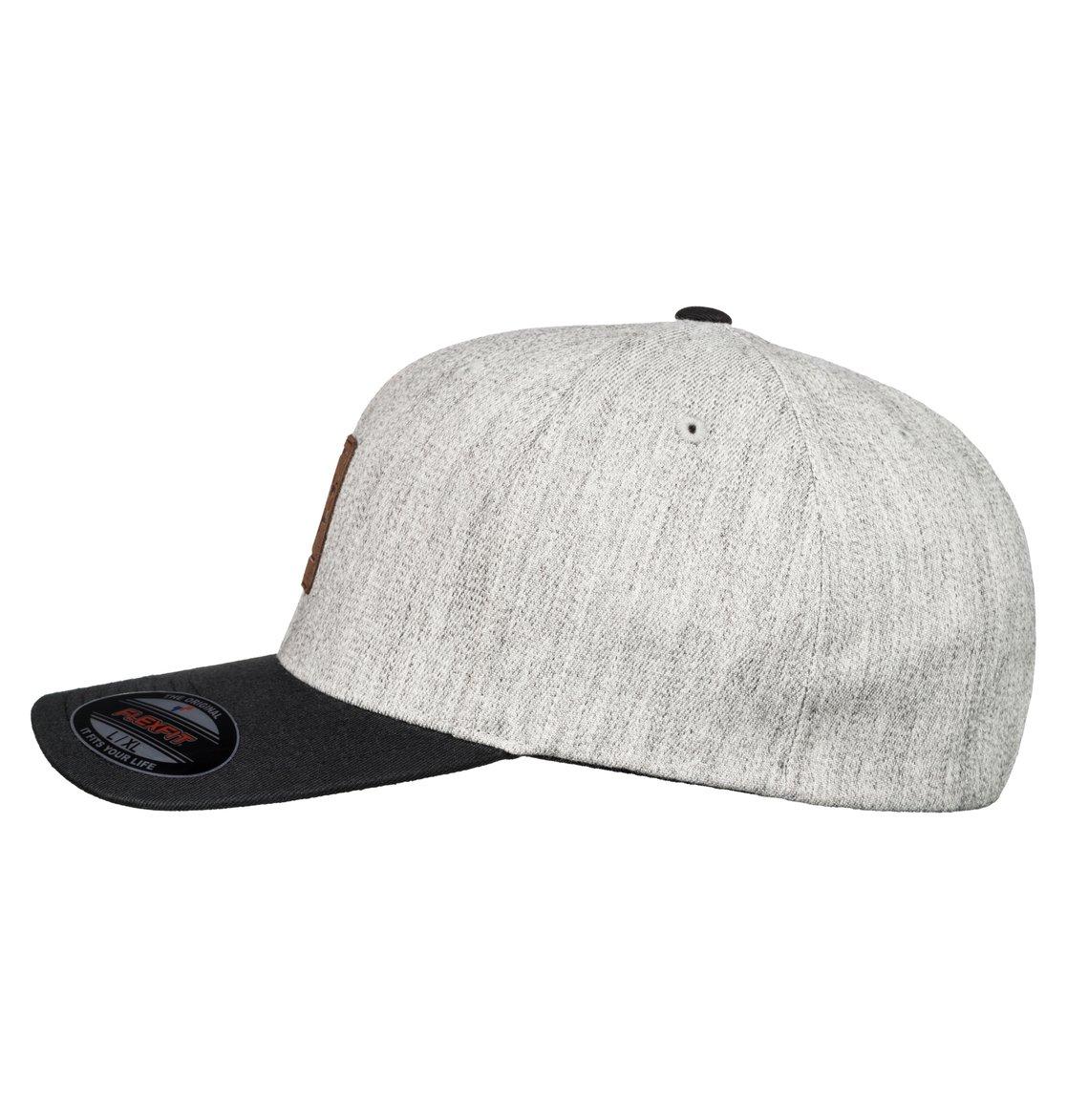 2 Men s Carvin Flex Flexfit Hat ADYHA03429 DC Shoes 6139176a697