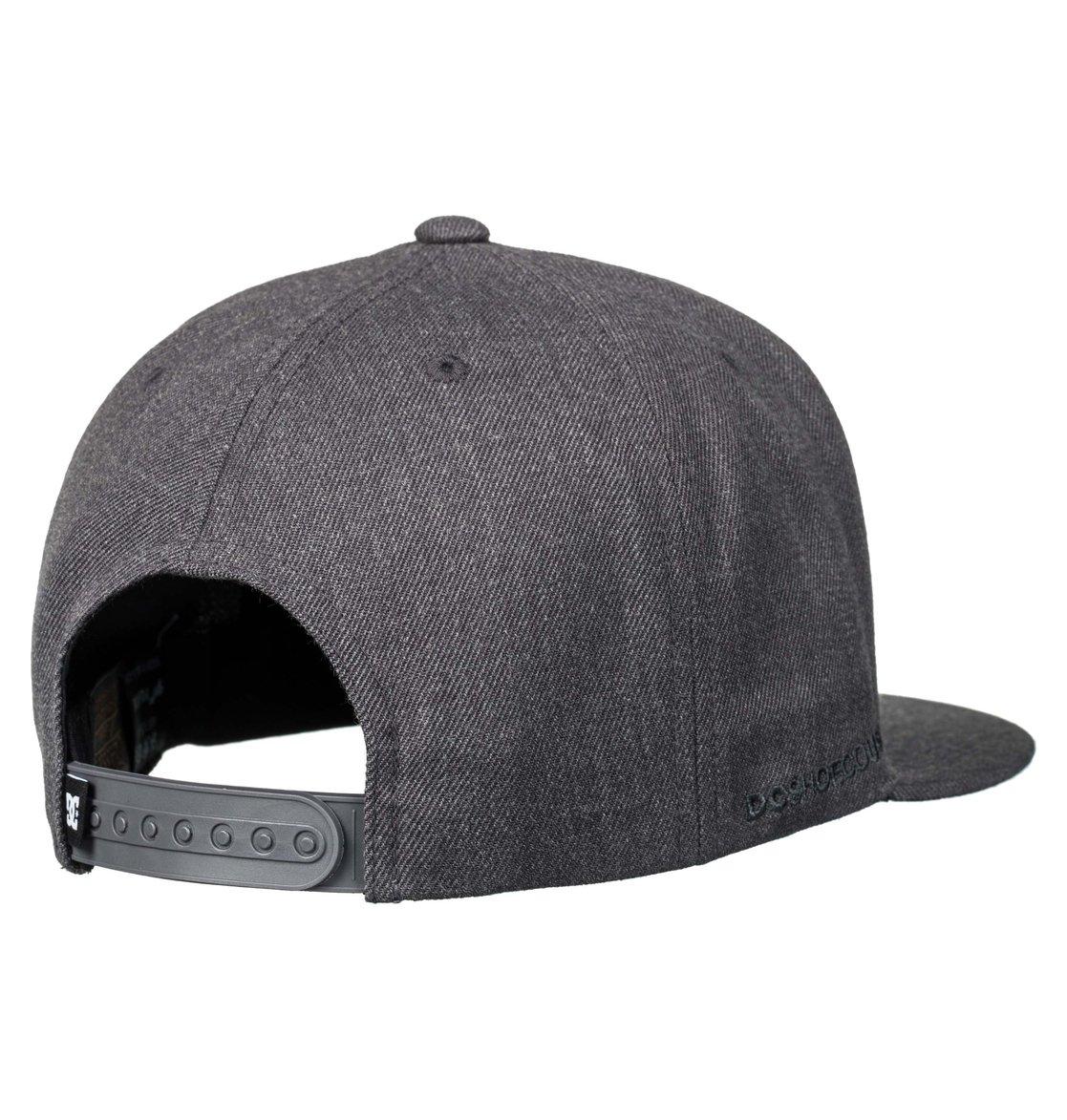 2 Heard Ya Snapback Hat ADYHA03494 DC Shoes 080c2877e08d
