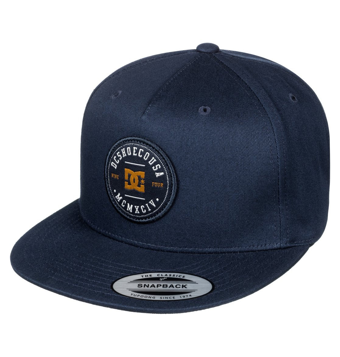 0820869cd5e 0 Simple Sam Snapback Hat ADYHA03517 DC Shoes