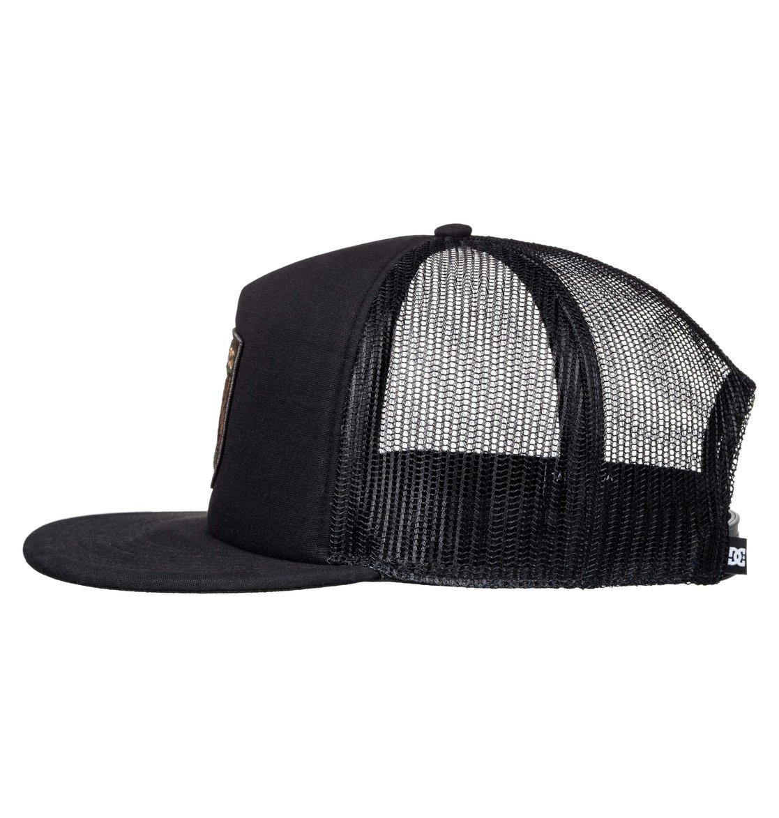 1 Worked Trucker Hat ADYHA03521 DC Shoes 21f3903b293c