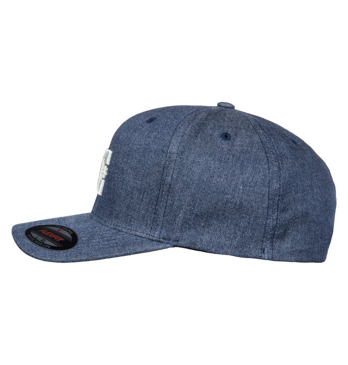 b96f0aba1e3 1 Capstar TX Flexfit Hat Blue ADYHA03561 DC Shoes