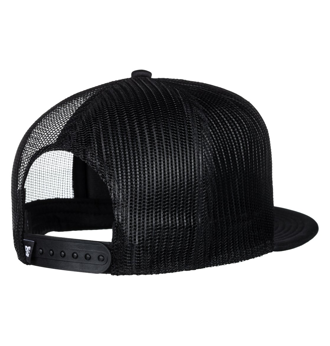 DC-Shoes-Madglads-Casquette-trucker-Homme-ONE-SIZE-Noir