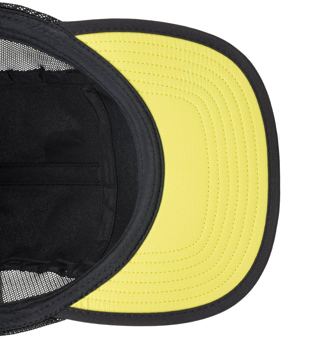 3 Toneballer - Gorra Tipo Camper para Hombre Negro ADYHA03627 DC Shoes 98a75e3f953