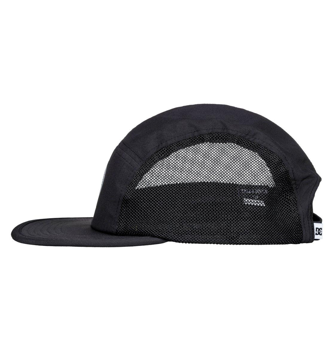 1 Toneballer - Gorra Tipo Camper para Hombre Negro ADYHA03627 DC Shoes 04ee636f7f0