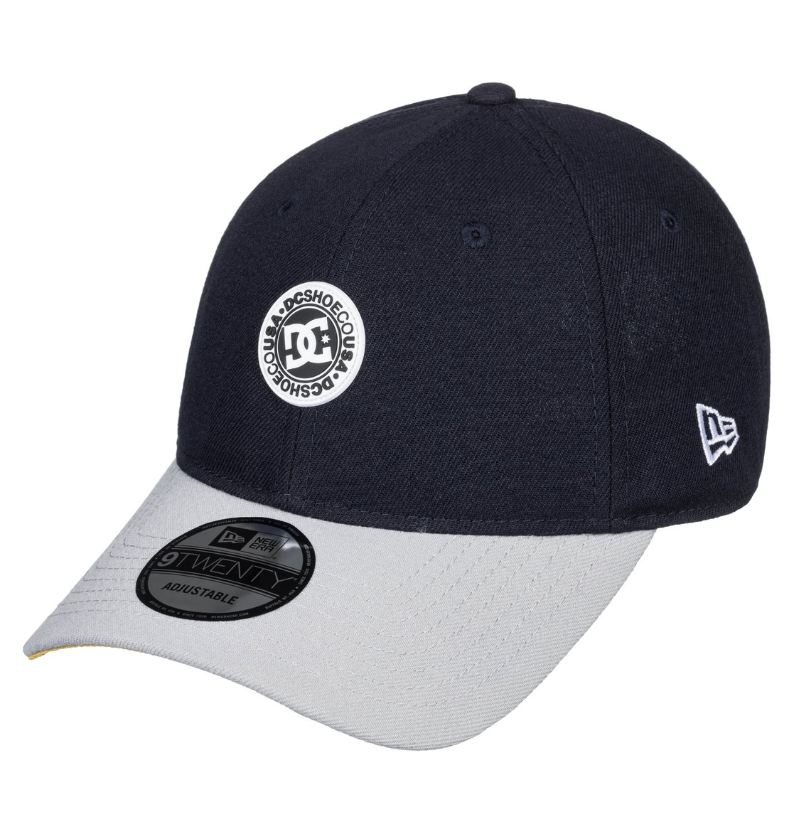 0 Crocker - Gorra Dad Cap para Hombre Azul ADYHA03639 DC Shoes e878a679c29