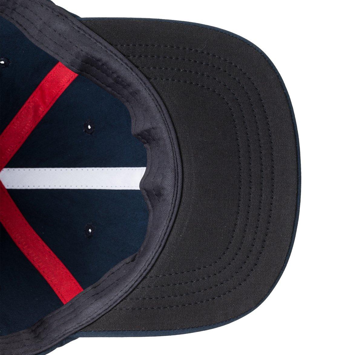 3 Severs Crusher - Cappellino strapback da Uomo Blue ADYHA03640 DC Shoes 4159cd539c7c