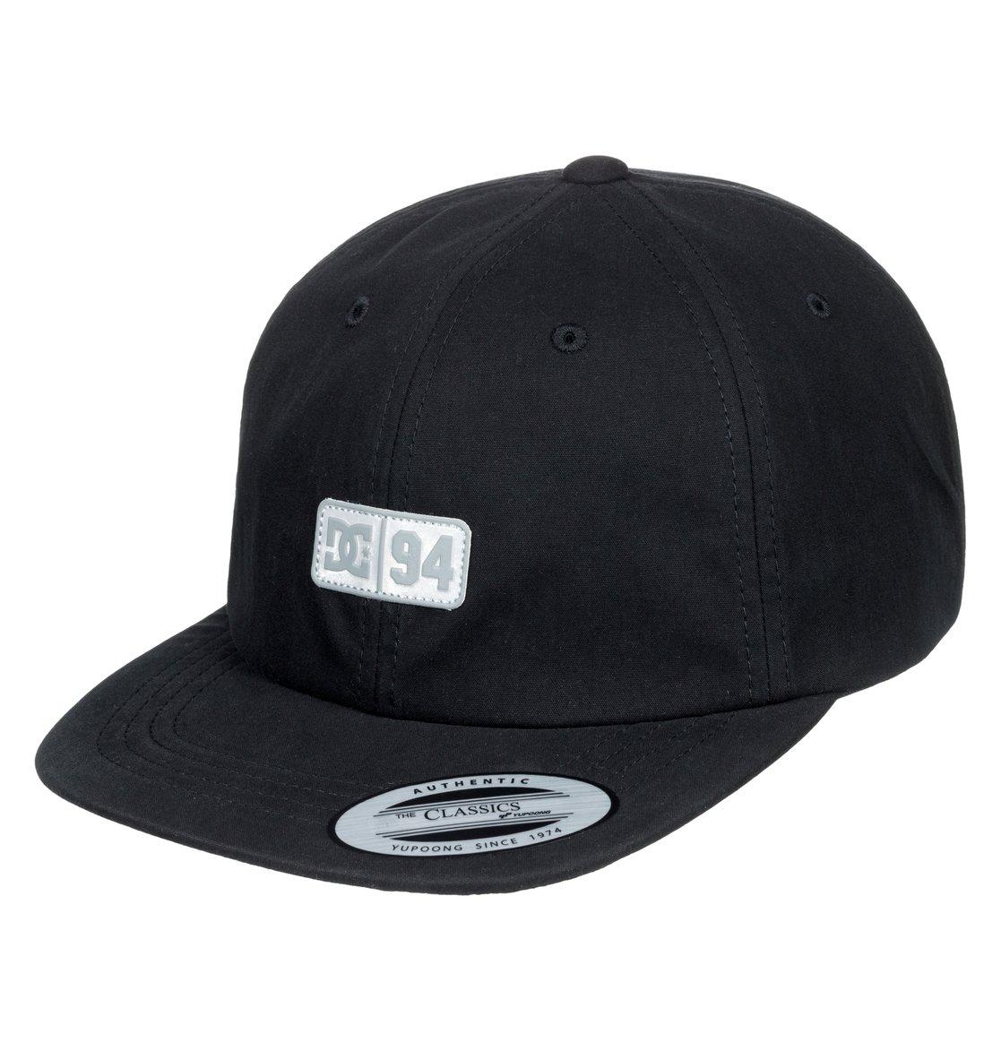 0 Gorra de Béisbol Severs Crusher Negro ADYHA03640 DC Shoes 55d82f78c53