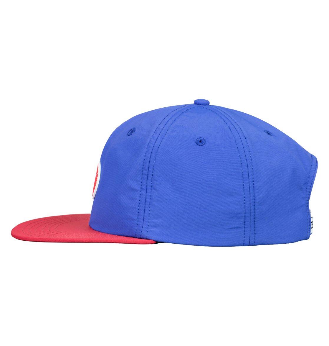 1 Fountains - Gorra ajustable para Hombre Azul ADYHA03641 DC Shoes f698341703b