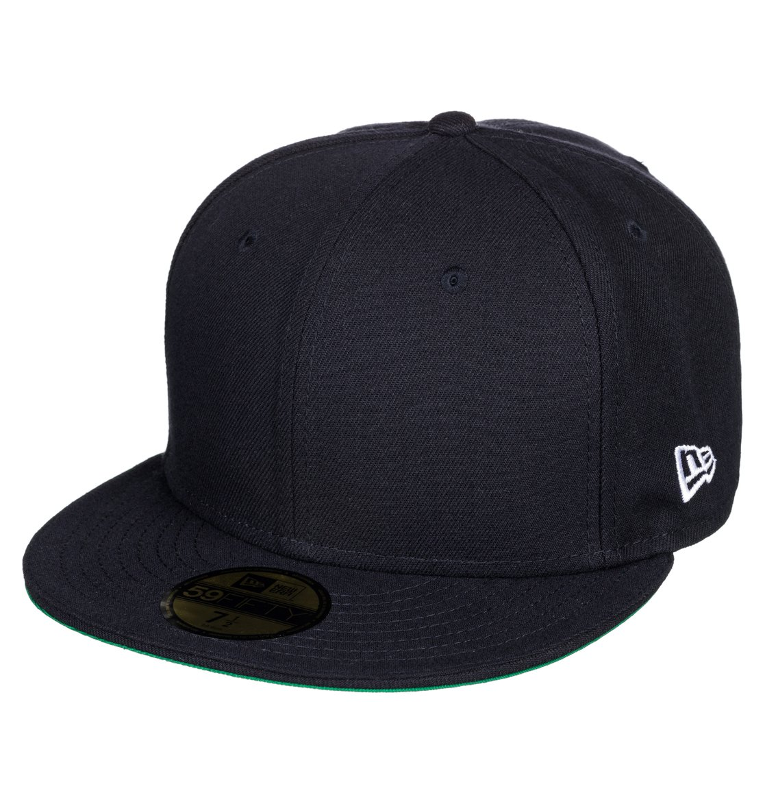 0 Skate Fitted Hat Blue ADYHA03690 DC Shoes b555186f793