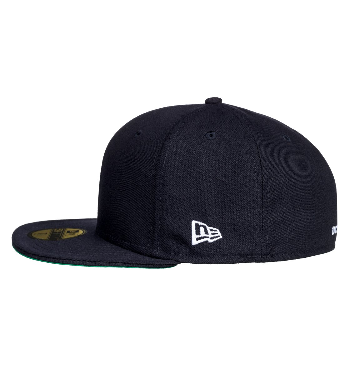 1 Skate Fitted Hat Blue ADYHA03690 DC Shoes 2bb3d1458e7