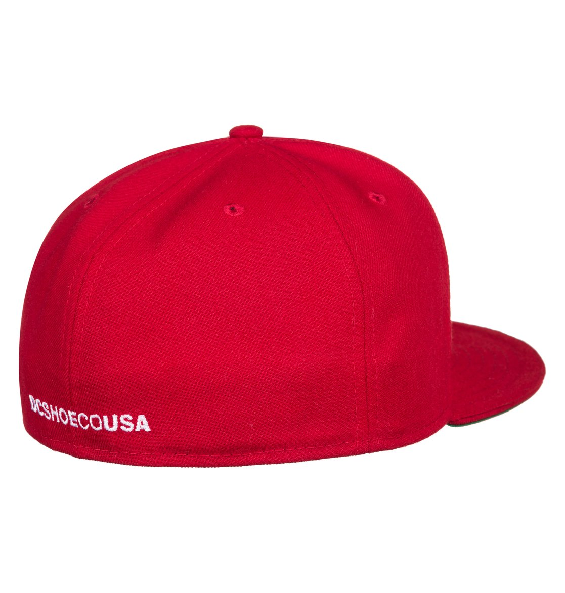 2 Skate - Fitted Cap for Men Red ADYHA03690 DC Shoes b4453500dc3
