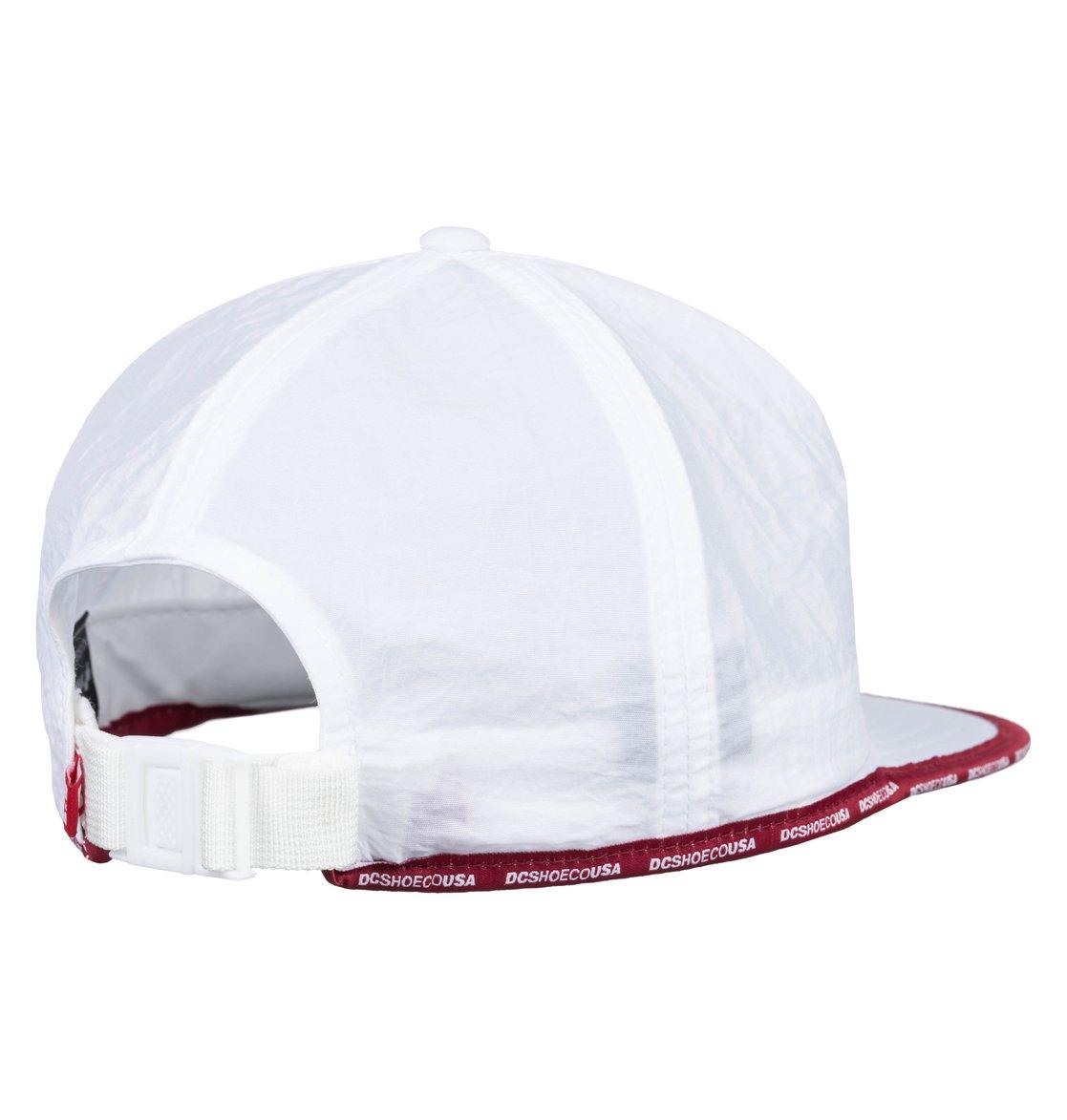 b2558b2f169 2 Shanahan - Strapback Cap for Men White ADYHA03698 DC Shoes