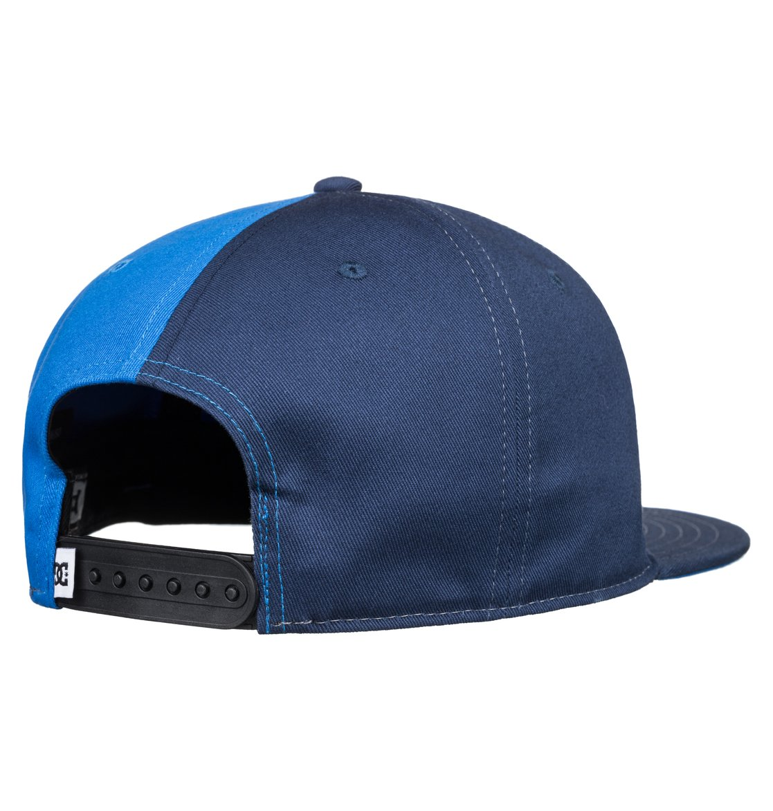 2 Switch Off - Snapback Cap for Men Blue ADYHA03755 DC Shoes 256a3cf7873
