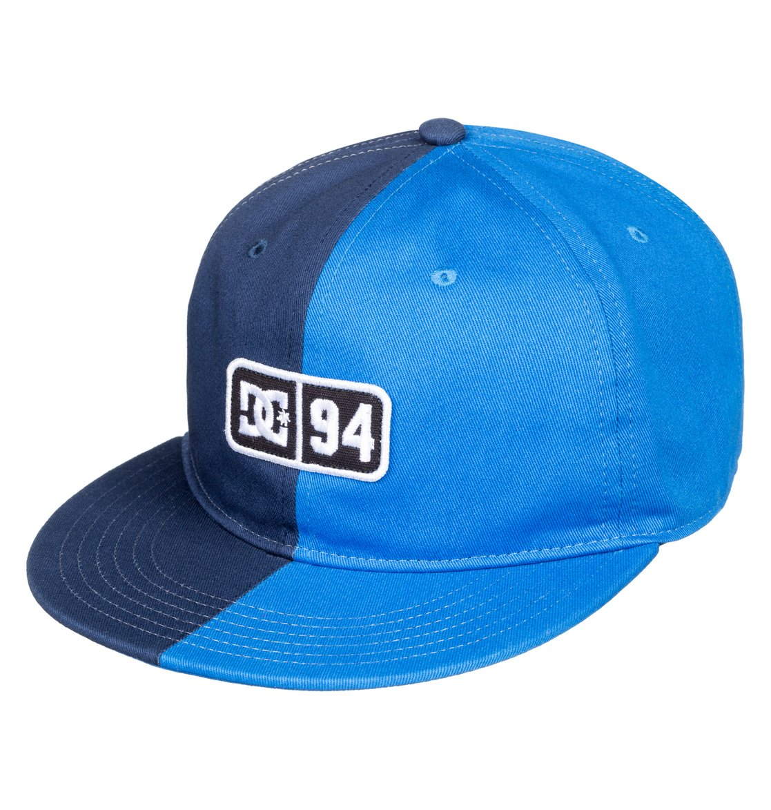 0 Switch Off Snapback Hat Blue ADYHA03755 DC Shoes 0ba8ca50a18