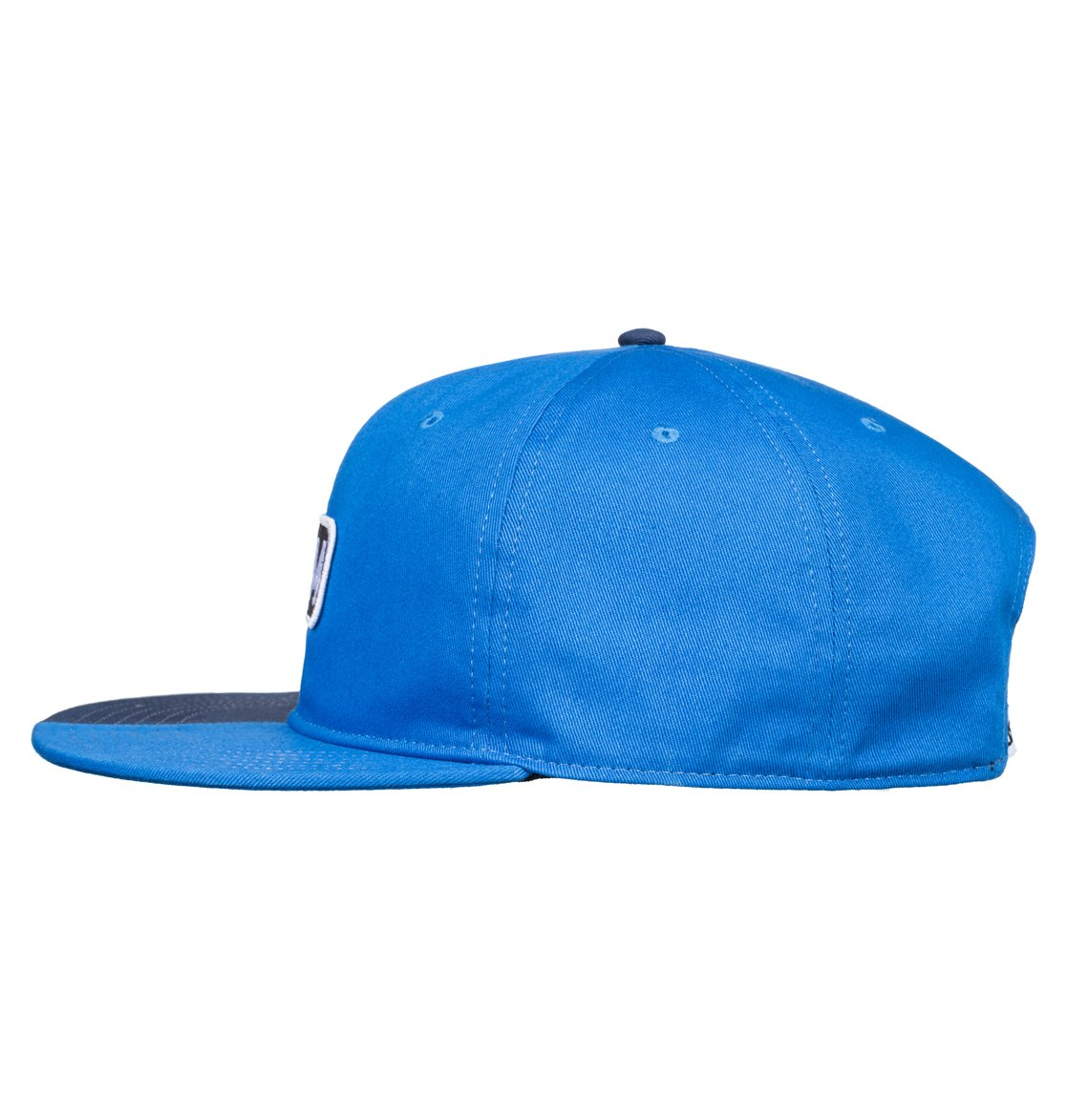 1 Switch Off - Snapback Cap for Men Blue ADYHA03755 DC Shoes 6ac19af0e1a