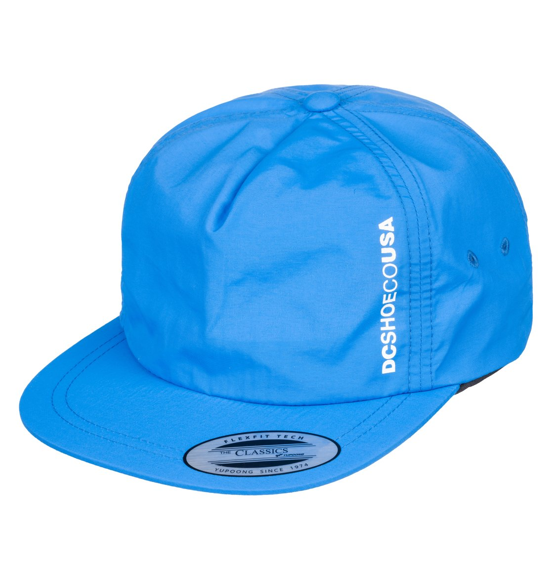 f7522df4e6e 0 Bilson - Strapback Cap for Men Blue ADYHA03756 DC Shoes