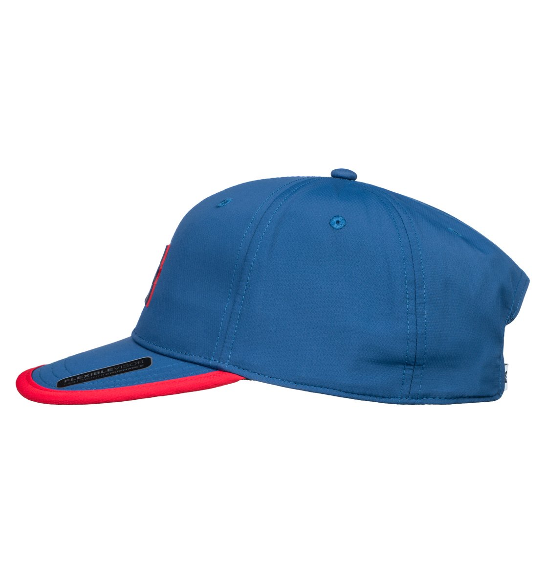 1 Crankers - Cappellino snapback da Uomo Blue ADYHA03758 DC Shoes 8fde99b2677d