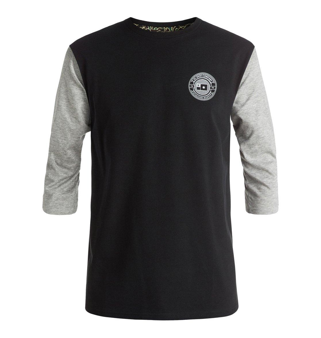 e1dfcd531b31 0 The 3 Quarter Raglan - 3 4 Sleeve T-shirt ADYKT03090 DC Shoes