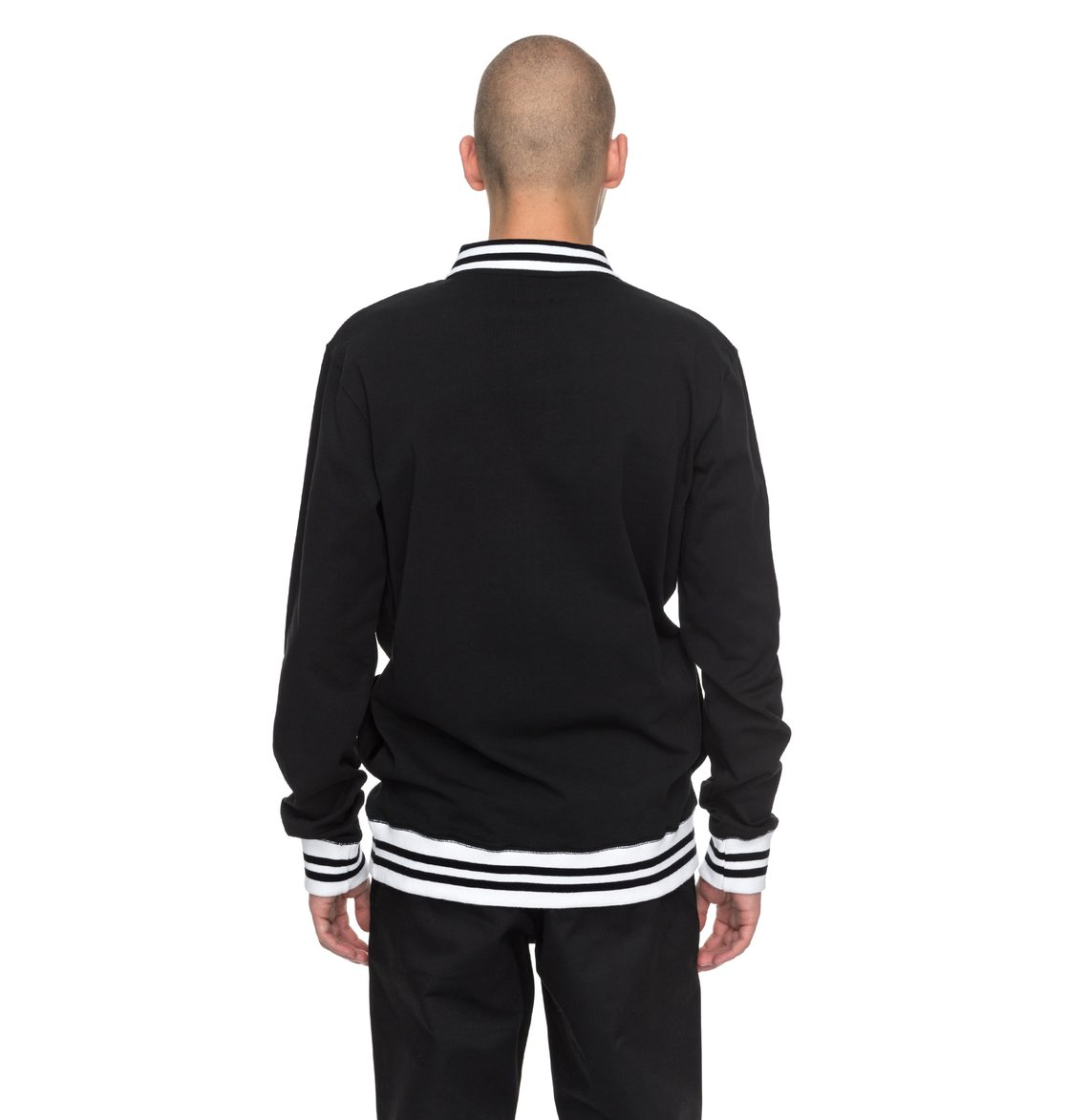 Skate - Long Sleeve Polo Shirt for Men ADYKT03106 | DC Shoes