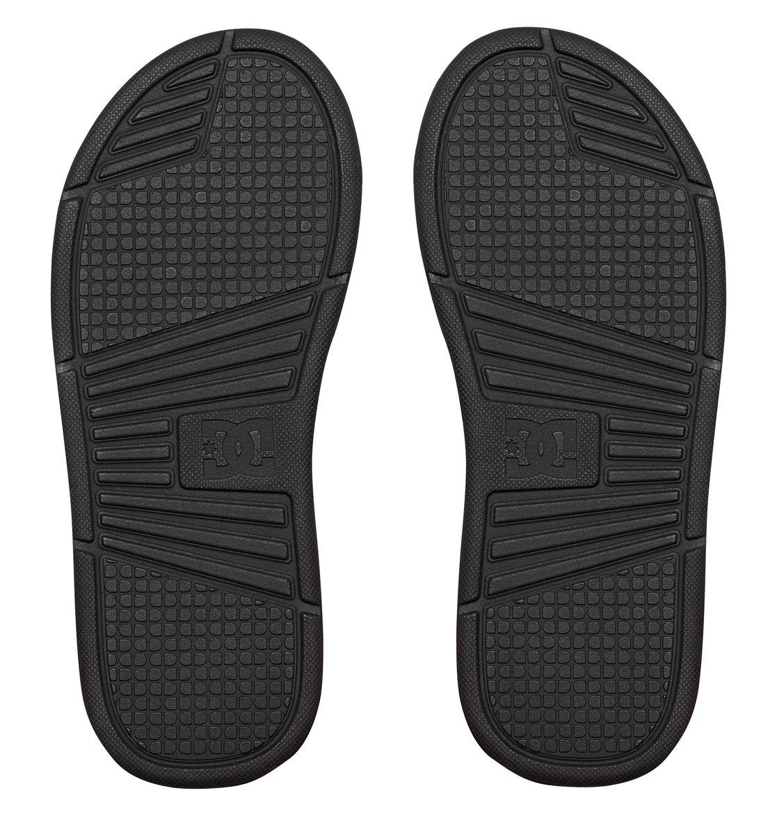 4ac73a446e61c 5 Bolsa - Sandales pour Homme Noir ADYL100026 DC Shoes