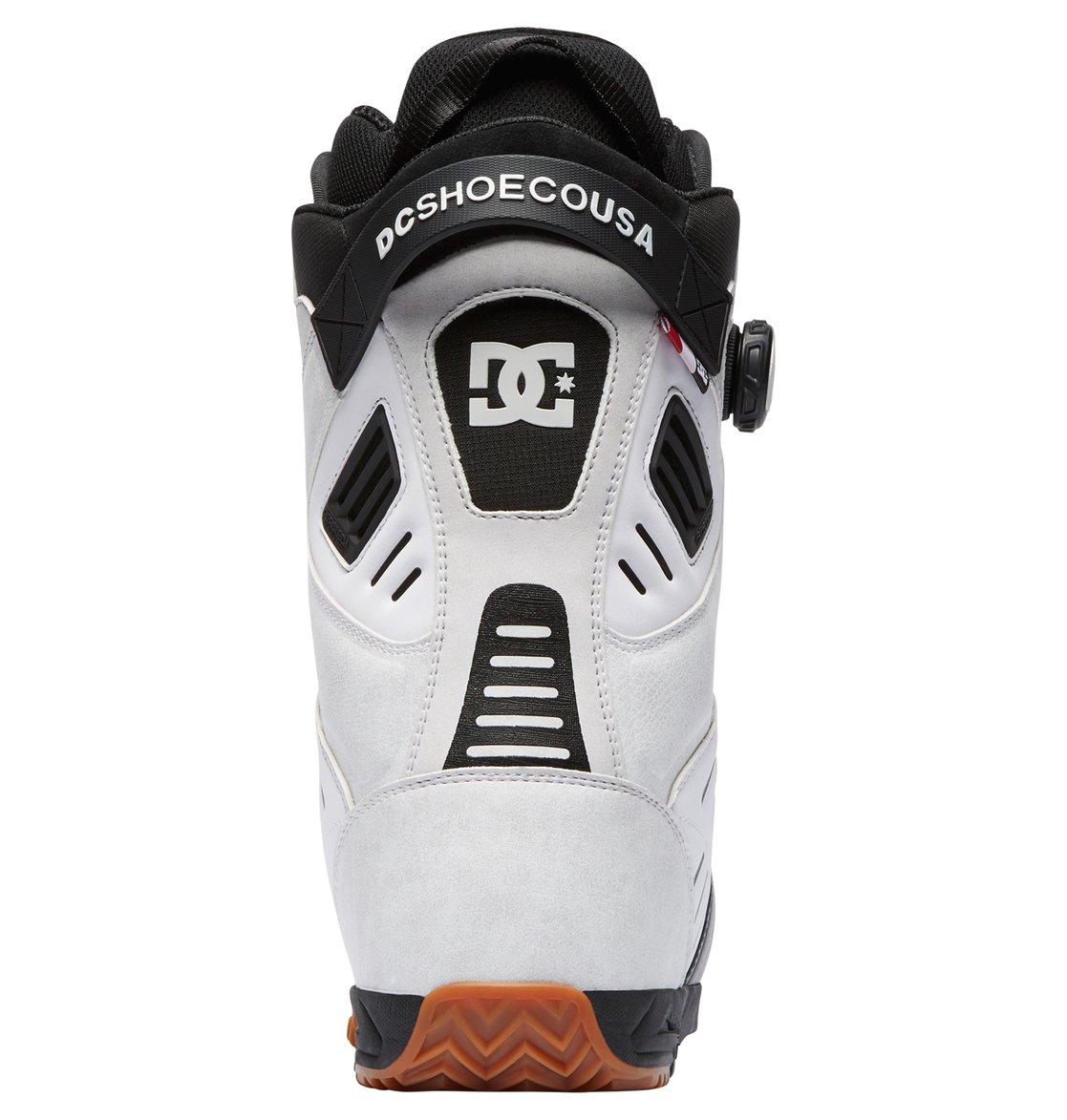 084e3c59e87cc 4 Judge - Boots de snow BOA pour Homme Blanc ADYO100031 DC Shoes