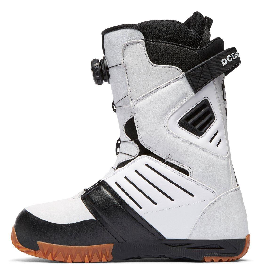 15b17f0a1fd57 2 Judge - Boots de snow BOA pour Homme Blanc ADYO100031 DC Shoes